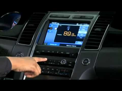 2010 Ford Taurus Video