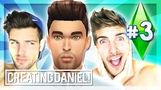 """CREATING DANIEL"" - SIMS WITH DANIEL!! 