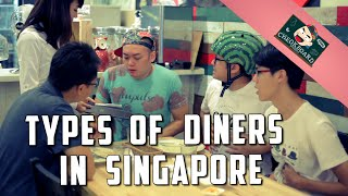 Types Of Diners In Singapore