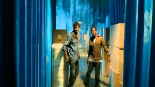 Vettai - Tamil Movie Action Scene Vettai - Who saved this Kid  - Arya | Madhavan