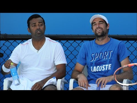 Mexico Open   Leander Paes-Jeremy Chardy Crashed Out In The First Round