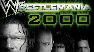 10 Fascinating WWE Facts About WrestleMania 2000