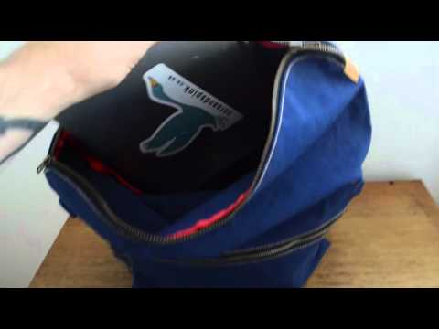 Harry Sack - Backpack review