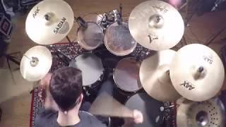 "Download Lagu ""Red Cold River"" by Breaking Benjamin Drum Cover Gratis STAFABAND"