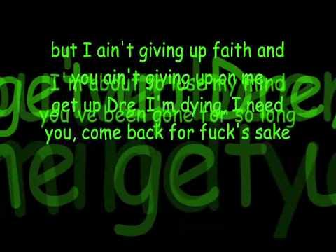 Dr. Dre- I Need A Doctor Lyrics Feat. Eminem & Skylar Grey video