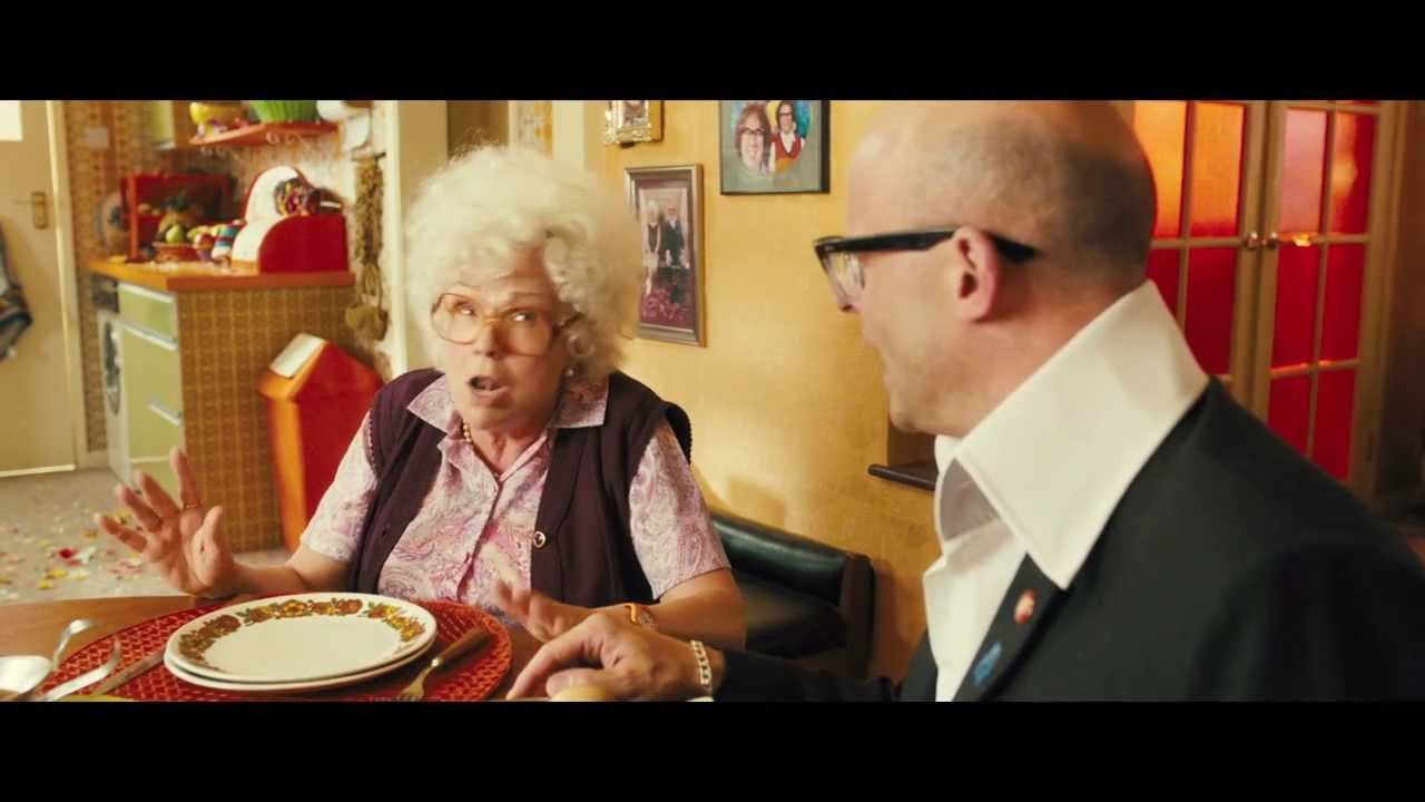 Opinion you Harry hill movie sex