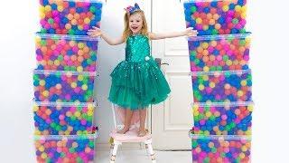 Лайк Настя - Это Я - песня для детей (Official Music video)