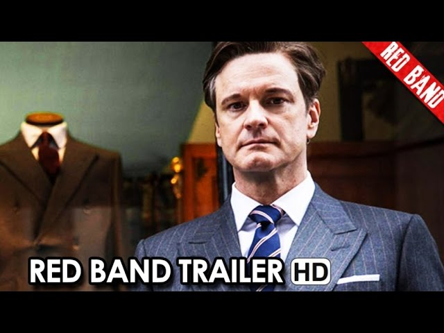 Kingsman: The Secret Service Official Red Band Trailer (2015) - Colin Firth HD