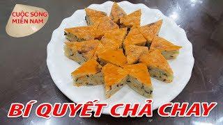 Cách làm Chả Chay Hấp – Món Chay Ngon Không giấu nghề   Nam Việt