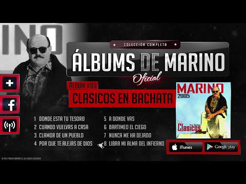 Marino #89 - Sus Clasicos En Bachata [Album Completo Oficial]