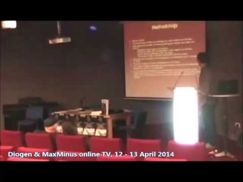 Srđan Puhalo, PhD, Ist Symposium - Culture of remembrance, 12 - 13 April 2014, Sarajevo, BiH