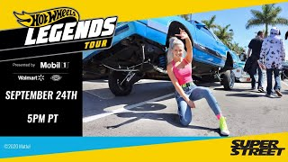 Hot Wheels Legends Virtual Tour ROUND 5! w/ SuperStreet