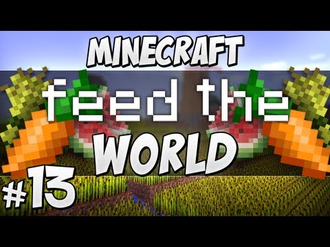 Feed The World - #13 Tree Breeding