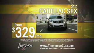 Thompson Cadillac-Buick-GMC -  Tournament Time