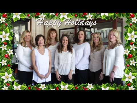 Happy Holidays from Seaside Skin Care!