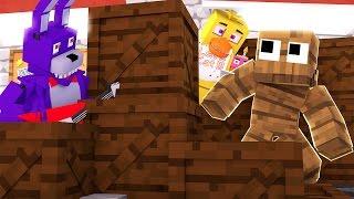 FIVE NIGHTS AT FREDDY'S HIDE N' SEEK - Minecraft Mods