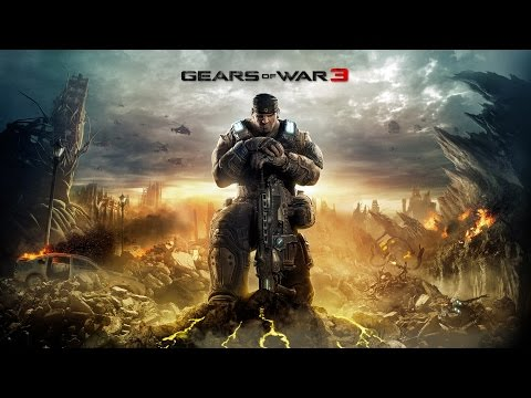 Стрим Gears of War 3 Часть 1