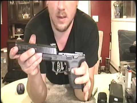 How to Breakdown and Re-assemble any Taurus Millennium Pro or 24/7 pistol