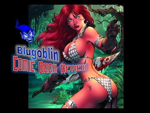 Blugoblin Comic Book Review 7/15/15