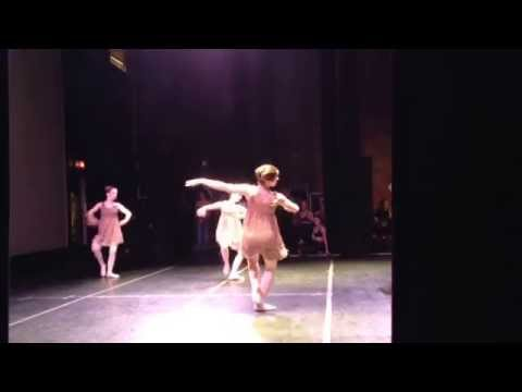 Flux Constant - Sole City Dance Ensemble Guest Performs with Berwick Academy - 05/18/2014