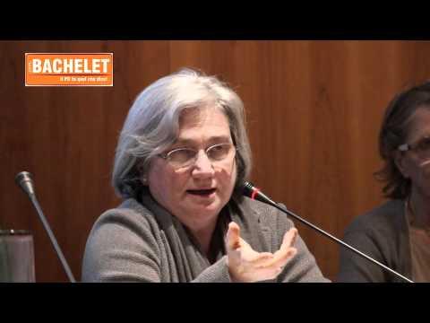 Rosy Bindi a sostegno di Bachelet