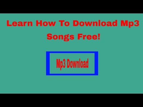 Download Mp3 Songs For Free Online!