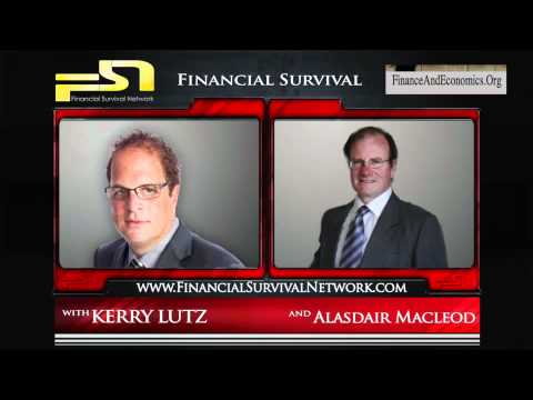 Alasdair Macleod Explains Why the Future of Fiat Currencies is Dark--15.May.2012