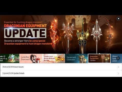 Lineage 2 Revolution Main Update Reviews