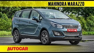 Mahindra Marazzo | First Drive Review | Autocar India