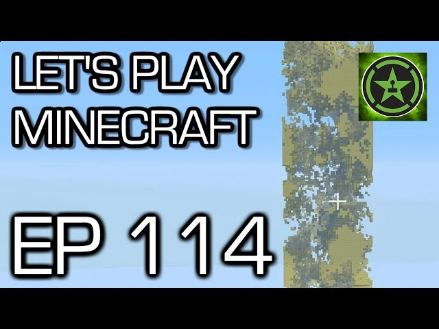Let's Play Minecraft - Episode 114 - Megatower Part 2