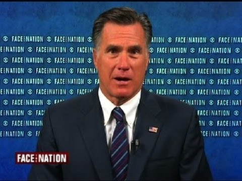 "Mitt Romney: Obama's ""naivete"" on Russia invited Ukraine crisis"