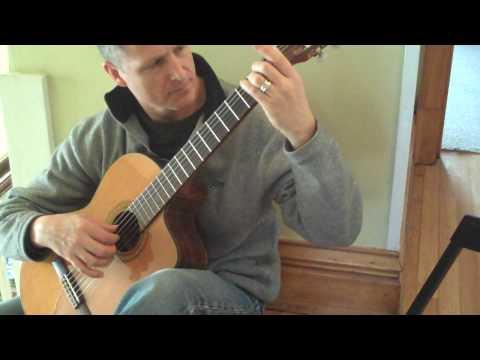 Venezuelan Waltzes 2&3 - Antonio Lauro - Classical Guitar