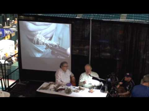 Dieppe Fly Fishing Forum/ New Brunswick Sportsmen's show 2013