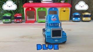 Disney Cars 3 Truck Learn Colours for kids Toys For Boys