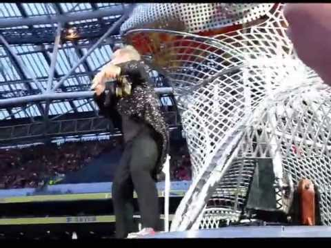 Robbie Williams 2013 Dublin