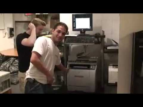 Destroying an HP 2840 (Worst Printer of All Time) Part 1