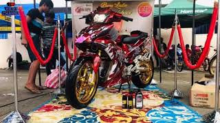 MOTOR SHOW MODE: best sniper/king/mx150 modifications for motor show