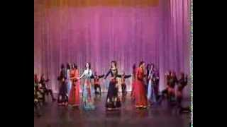 Gorets Dance Ensemble (Vladikavkaz, North Ossetia)