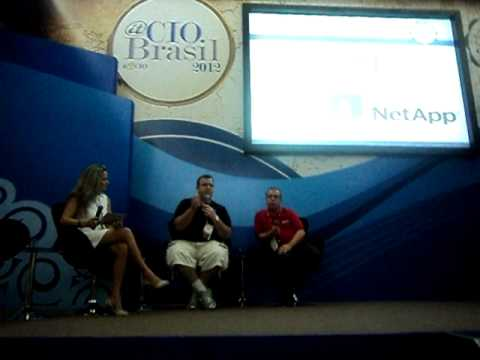 NetApp - CIO Brasil