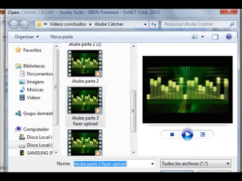 Atube Catcher #06 Gravação de DVDs