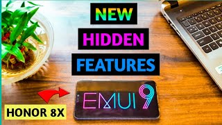 New Hidden Features of Honor 8X After EMUI 9 Android Pie Update | No One Told You | App Seeker