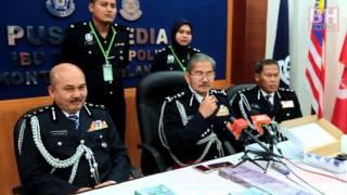 Sindiket Ops Bankers tumpas di Kelantan