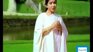 Dunya TV-08-09-2011-Singer Asha Bhosle