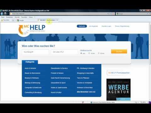 """Schritt 12 - Webkataloganmeldung - """"Mach Mittwoch!"""" auf wp Webschool von www.wavepoint.de"""