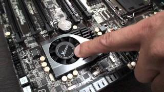 Detailed preview of ASRock X79 Overclock King Motherboards