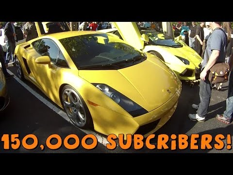 150,000 Subscriber Special! TC Goes To Caffeine and Octane!
