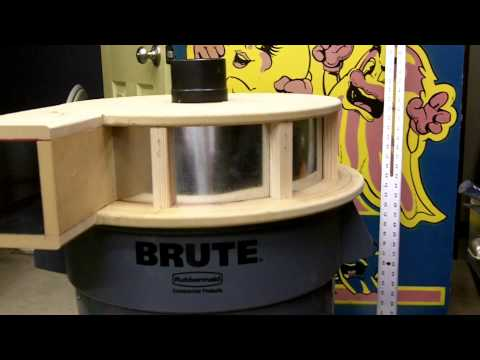 Part 4-5 Thien Top Hat Dust Separator Build