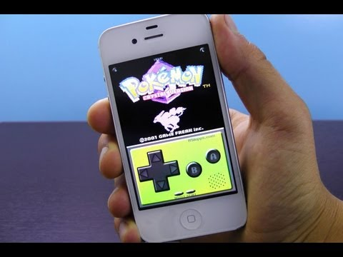 How To Install GBC Emulator on iPhone. iPod Touch & iPad - Free Gameboy Color Emulator 5.1.1 & Roms