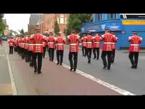 Black Skull Corps of Fife and Drums - 12th Morning Video