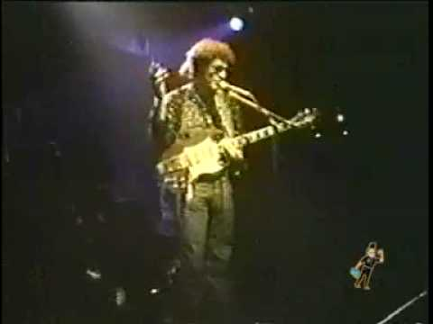 "Arthur Lee + ""Shack"" - ""3. Five String Serenade"" Paris, France April 27, 1992"